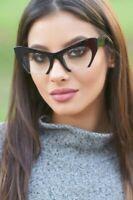 CLASSIC 60's RETRO CAT EYE Style Clear Lens EYE GLASSES Tortoise & Black Frame | eBay Red Frame Glasses, Cat Eye Glasses, Lenses Eye, Frames For Sale, Cat Eye Frames, Eyeglasses For Women, Turquoise, Retro Vintage, Chronic Pain