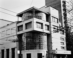 Zuev Workers' Club, 1927-1929