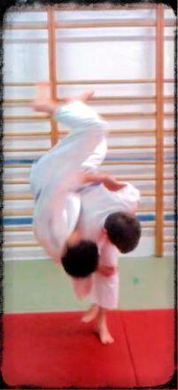 D4 Un deporte. Mi querido Judo