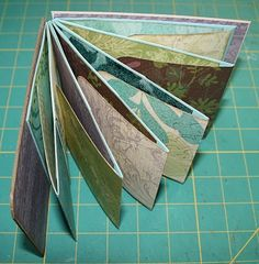 Envelope Mini Album from Following the Paper Trail