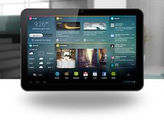 Así es Chameleon, un launcher para tablets que busca financiación http://www.xatakandroid.com/p/84637