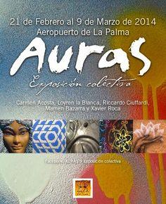 La Buhardilla de Iriadora: Auras. Exposición colectiva.