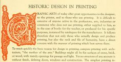 """Decorated initial letter from the public domain ebook, """"Historic design in printing; reproductions of book covers, borders, initials, decorations, printers' marks and devices comprising reference material for the designer, printer, advertiser and publisher; (1923) """" Download this ebook in kindle, epub or pdf format here: https://archive.org/details/historicdesignin00john"""