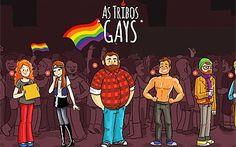Saiba mais sobre as tribos gays Das bofinhos aos barbies. Conheça os diversos perfis da comunidade gay