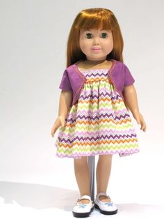 30-minute Doll Clothes for Springfield Dolls and other 18 inch dolls