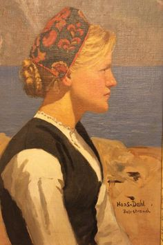 Hans Dahl (1849-1937) ... this might be a nice option (if I could get the rights!) for a future edition of Oleanna...