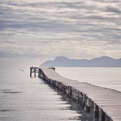 #Repost @rbalaguer2 ・・・ . When a simple footbridge becomes one of the symbols of your island....💙 . #WHPlikealocal #instantes_nubes17 . #beautifuldestinations#felizfomingo#hallazgosemanal#visitspain#spain_vacations#spain#ig_eurasia#moodygrams#ig_dynamic#peoplescreatives#CreativeOptic#riyets#ig_fotografdiyari#colors_of_day#tv_aqua#ig_today#ig_humanplus#ig_myshots#bd_pro#click_dynamic#ig_eternity#reflectiongram#beach#sunset_vision#nature_brillance#ig_mood#cloudporn