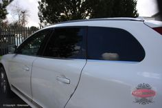Volvo XC60 - 20% Window Tint - https://www.motomotion.net/volvo-xc60-20-window-tint/ #GtechniqUK #Detailing #Valeting #Tinting #Motomotioncornwall