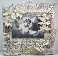 Live and Love Crafts - The Great Whites - Cards and More Cards