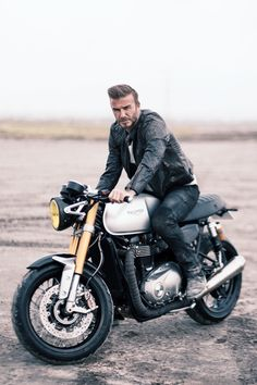 Prelude to Reality — Beckham for Belstaff Pre-Fall 2015 Collection