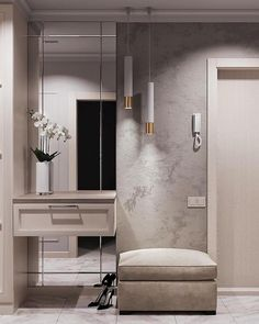 [New] The Best Home Decor (with Pictures) These are the 10 best home decor today. According to home decor experts, the 10 all-time best home decor. Entrance Hall Decor, House Entrance, Entryway Decor, Entrance Halls, Bedroom Closet Design, Home Room Design, Hallway Furniture, Home Decor Furniture, Room Interior