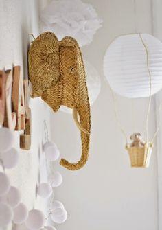 La Chimenea de las Hadas | Blog de Moda y Lifestyle | Buscando el lado bonito de las cosas: Lámpara globo {DIY}