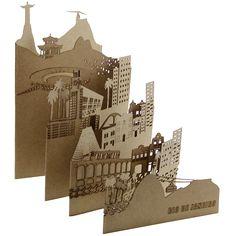 pocket cities, rio de janeiro designed by salsarela