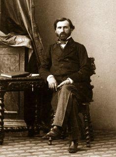 Giuseppe Verdi - great photo of the prolific Italian composer.