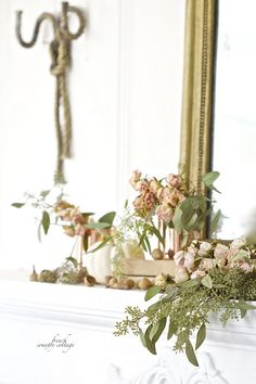 Friday Favorites~ Autumn Copper Mantel -  It is no secret that I have been having a huge love affair   for awhile now.         I think anyone who knows me- knows all too well what h...