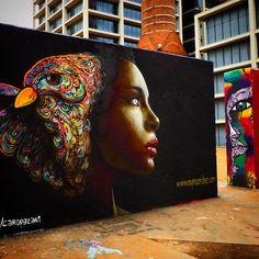 #streetart en Parc de les tres Xemeneies Barcelona  Foto:#estorninos1 &…