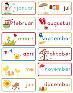 pixels - My Winter Break 2020 Primary School, Pre School, Primary Education, Elementary Schools, Learn Dutch, Dutch Language, School Labels, Starting School, School Posters