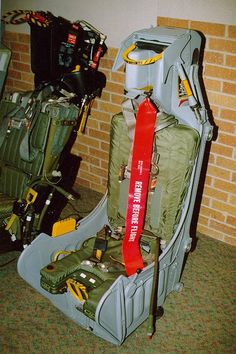 Escapac Ejection Seat