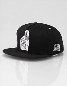 Image of DTA x Hall Of Fame Snapback Cap