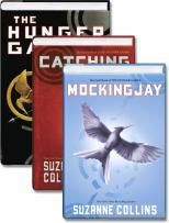 Hunger Games Trilogy, Great books half way through Catching Fire and  can't wait to see the movies!