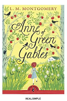 10 Good Books to Get You in the Mood for Fall | An 11-year-old, freckle-faced orphan with a big imagination makes her home with an adoptive family on Prince Edward Island. Anne's description of the scenery at Green Gables captures the charm and warmth of fall. #realsimple #bookrecomendations #thingstodo #bookstoread