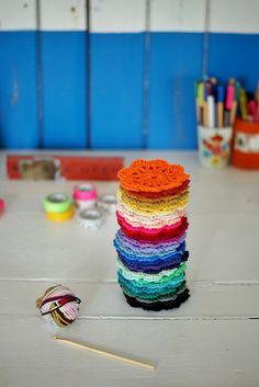colour crochet