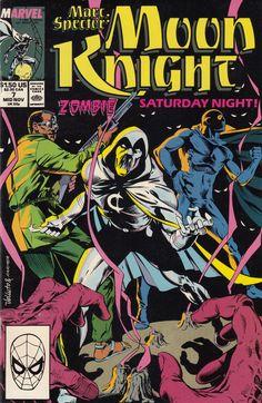 Marc Spector - Moon Knight #7