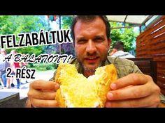 Felzabáltuk a BALATONT: 2. rész - déli part - YouTube Deli, Pineapple, Fruit, Street, Food, Kitchen, Youtube, Cooking, Pine Apple
