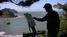 This is a documentary film from 2008 about a true artist, the American painter Jim McVicker, who lives and works in the wild and woolly landscape of Californ. Oil Painting Lessons, Painting Videos, Painting Techniques, Painting Styles, Online Art Classes, Artist Art, Video Artist, Watercolor Video, Art Tutorials