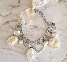 Solder bracelet with cameos 2018 Rita Reade Mammabellarte