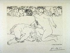 Picasso - Minotauro