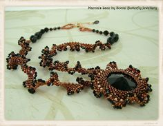 Marcia's Lace   by Social Butterfly Jewellery