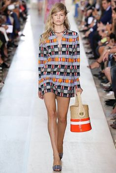 Tory Burch Spring 2015 Ready-To-Wear