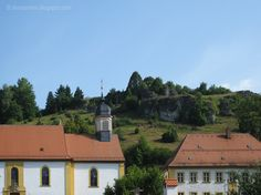 Die Raumfee: Pottenstein, Fränkische Schweiz