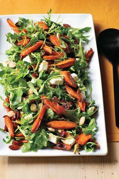 Maple-Roasted Carrot Salad   - Redbook.com