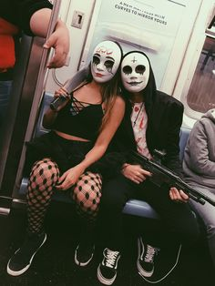 The Purge Outfit Idea unisexual halloween costume mask the purge mask The Purge Outfit. Here is The Purge Outfit Idea for you. The Purge Outfit the purge halloween costumes popsugar smart living. The Purge Outfit the pur. Halloween Clown, Halloween Tumblr, Cute Couple Halloween Costumes, Halloween Tags, Halloween 2019, Halloween Outfits, Couple Costumes, Paar Halloween, Scary Couples Costumes