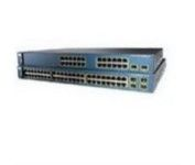 Cisco WS-C3560-24PS-S Catalyst Switch - Full duplex capability, layer 3 switching, auto-sensing per device, IP-routing, DHCP support, auto-negotiation, auto-uplink (auto MDI/MDI-X), IGMP snooping, manageable, Redundant Power System connector