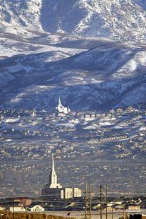 Oquirrh Mountain Temple & Draper Temple