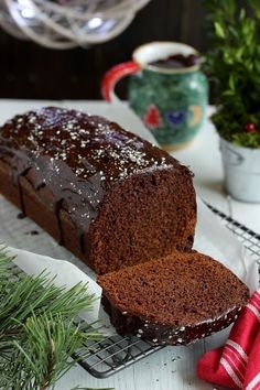 Izu, Gingerbread, Food And Drink, Chocolate, Desserts, Holidays, Creative, Tailgate Desserts, Vacations