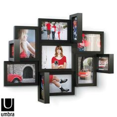 Umbra Perspective Multi Frame  http://www.redcandy.co.uk/product-umbra-perspective-multi-frame.php