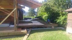Framing deck