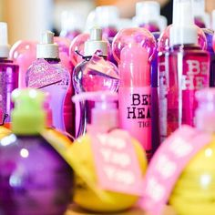 The Sun's Out & We're Feeling Colourful. That's Why We're Sharing Our #hairthrills From @tigiprofessionals Take a Look: www.a4b.gr _______________________________________ #allforbeauty #a4bgr #a4bproducts #tigi #tigiprofessional #hair #haircare #styling #beauty #beautifulhair #yourhairyourway #bedheadbytigi #magic #like #pink #likeforlike #follow #followback #instadaily