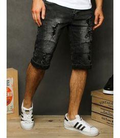 Pánske kraťasy - Kokain Denim Fashion, Gym Men, Denim Shorts, Design, Style, Products, Swag, Cowgirl Fashion