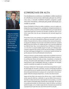 Rogério Pereira fala sobre o mercado imobiliário na ME Magazine