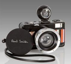 I WANT!! Paul Smith Makes Lomo Camera Fashionable with Fisheye No.2
