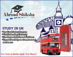 study in uk  , study in canada , study in london , study in Singapore one  year Master Program for quick guidance : just dial 9990382000 ,  9990863000 .