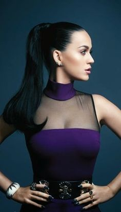 Katy Perry for Billboard Magazine February 2015