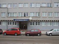 Kolej Komenskeho! Our lovely communist style dorm building. Sadly I miss it!