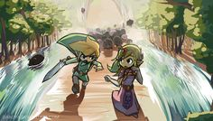 The Wind Waker Hogs TIsle By Daboya On DeviantART Watch Out For Pigs