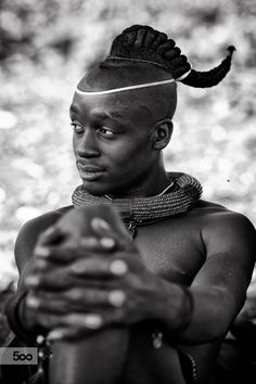 I am Himba by Trevor Cole on 500px